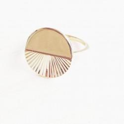 Bracelet Jadou Rose opal