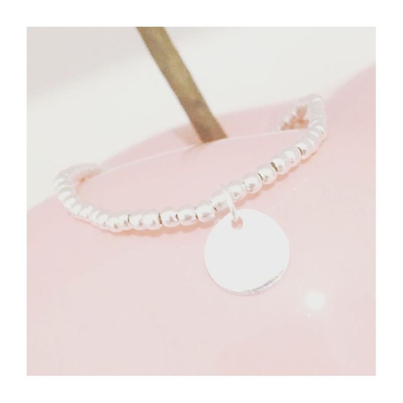 Bracelet Baby cloud Rose pâle