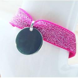 Bracelet Ancre Rose pâle