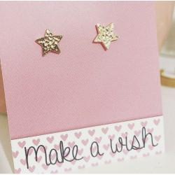 Boucles Petites étoiles...