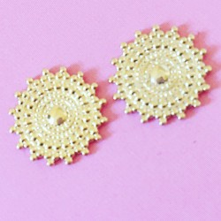 Boucles Soli Plaqué or