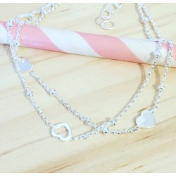 Bracelet Love Hearts