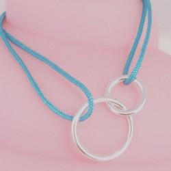 Bracelet Round Bubble Turquoise