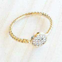 Bracelet Star Saumon