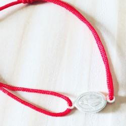 Bracelet Perlita Plaqué or Turquoise