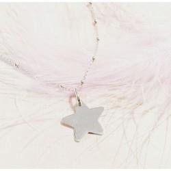 Sautoir Starlette perlé