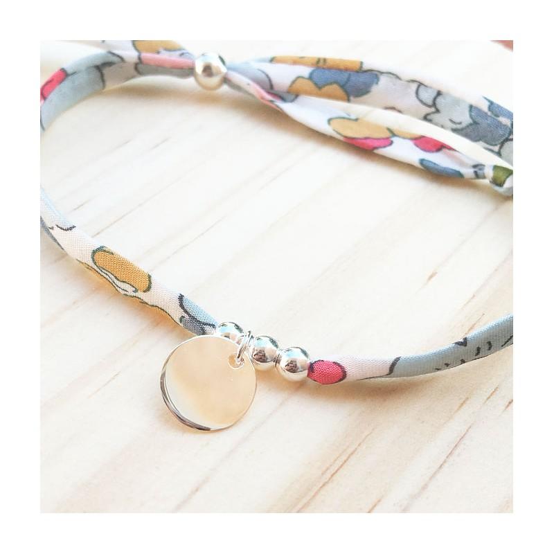 Bracelet Mini Poupette Mitsi Rouge