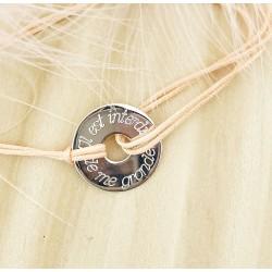 Bracelet Petit Chenapan gravé