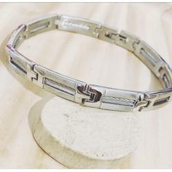 Bracelet For Him Acier et...