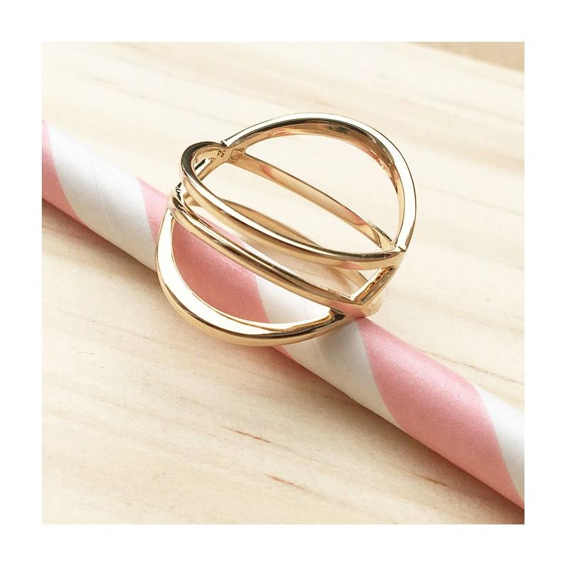 Bracelet Cercle Noir