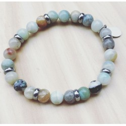 Bracelet For Him Amazonite