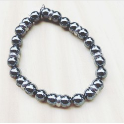 Bracelet For Him Hématite