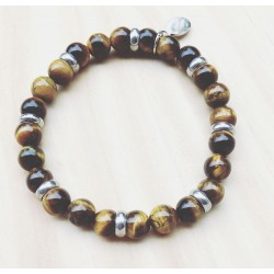 Bracelet For Him Oeil de tigre