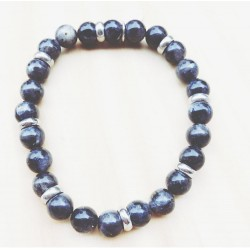 Bracelet For Him Labradorite