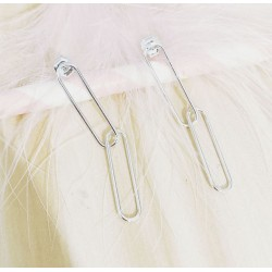 Boucles Double Paperclips