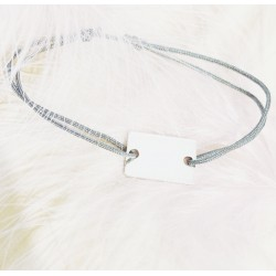 Bracelet Plaque Rectangle