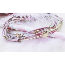 Bracelet Stella Plaqué or