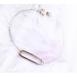 Bracelet Léone Plaqué or