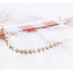 Bracelet Flo Plaqué or
