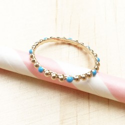 Bague Miss Bella Blue...