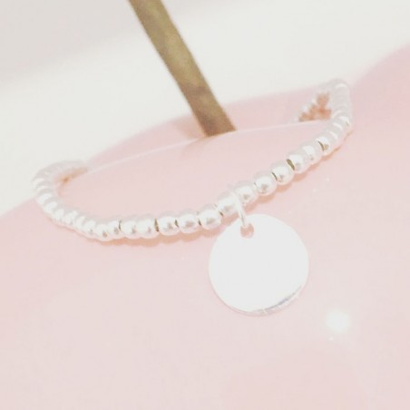 Bracelet Baby cloud Rose pâle