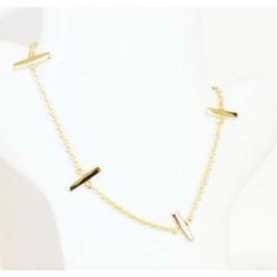 Bracelet Barthe Plaqué or